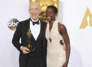Lupita Nyong'o's Oscars Dress Potentially Recovered After Anonymous Tip Off