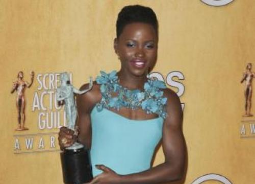 Lupita Nyong'o: Superhero Film Was On My Bucket List