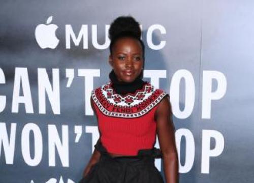 Lupita Nyong'o Felt 'Pressure' Of Us