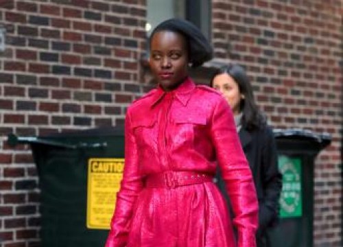 Lupita Nyong'o Hails 'Refreshing' Portrayal Of An African-american Family In Us