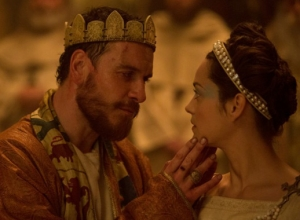 """Thrilling Savage"" Macbeth Stuns Cannes Film Festival"