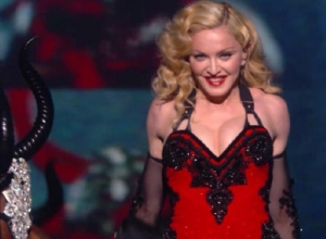 Madonna - Living For Love (57th GRAMMYs) Video