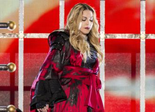 Madonna: I Worry About 'Absolutely Everything'