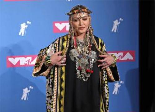Madonna Unveils New Single