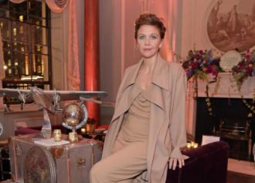 Maggie Gyllenhaal Helps Launch Film Speaker Series