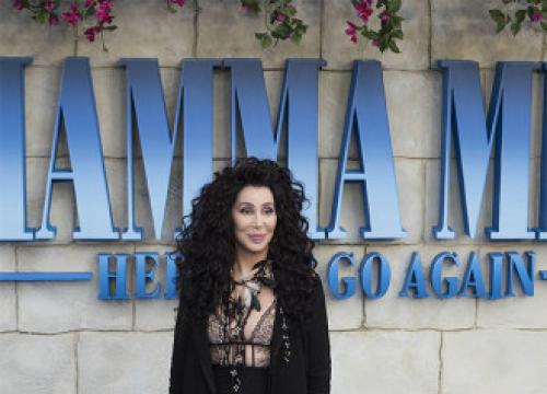 Cher Wants Mamma Mia! 3 Role