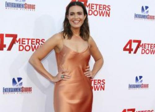 Mandy Moore Wants Children 'Soon'