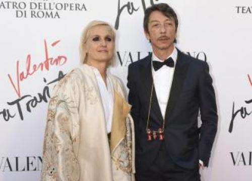 Maria Grazia Chiuri Was 'Surprised' Dior Hired Her