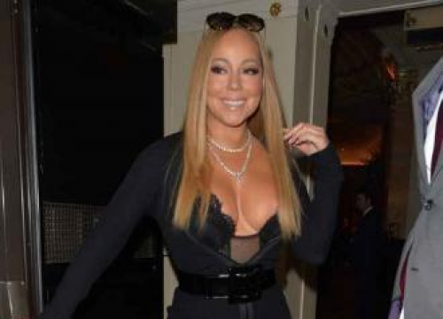 Mariah Carey Blames 'Everybody' For The New Year's Eve Mishap
