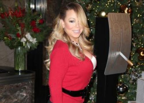 Mariah Carey Spent $34k On A Birthday Gift