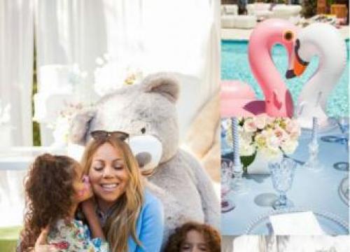 Mariah Carey's Lavish Birthday Bash For Twins