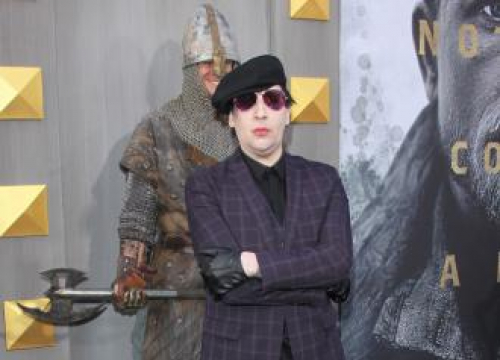 Marilyn Manson Stage Injury Was 'Excruciating'