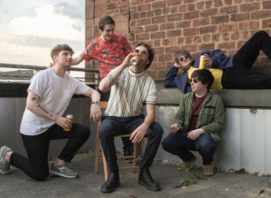 Mark Sharp & The Bicycle Thieves talk Lewis Capaldi, breaking apples and their dreams for bigger shows [Exclusive]