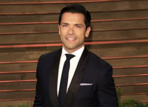 Mark Consuelos: Luke Perry Was 'one Of The Good Ones'