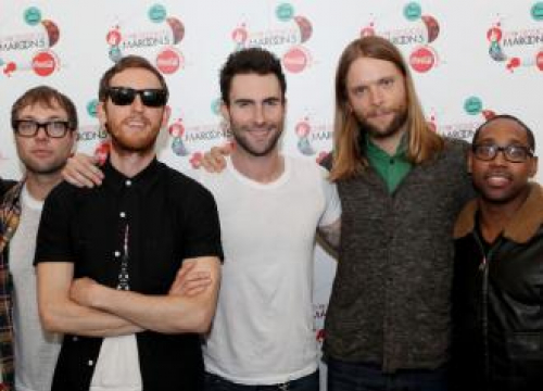 Maroon 5 To Headline 2019 Super Bowl Halftime Show?