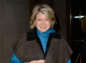 Martha Stewart's beauty regime begins at 4am