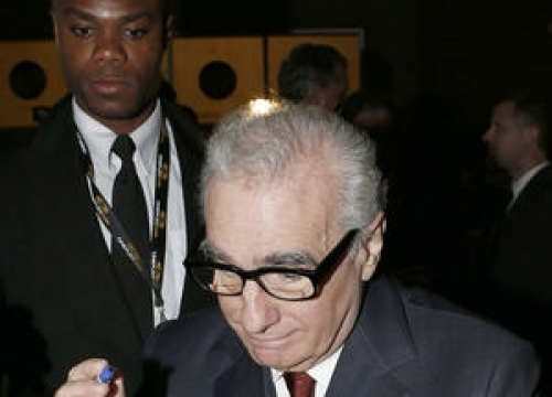 Martin Scorsese's Short Film Premiere Delayed Due To Technical Problems