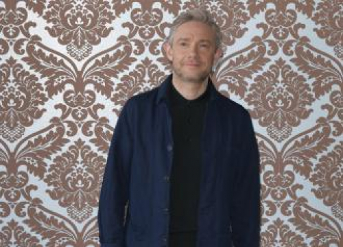 Martin Freeman: I Dreamed Of Being A Sportsman