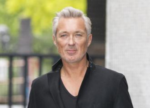 Martin Kemp Is Lucky In Love