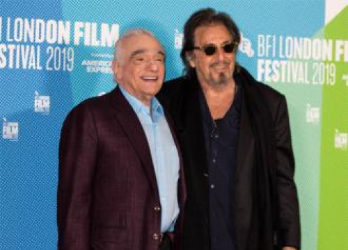 Martin Scorsese Defends 'Netflix' Decision