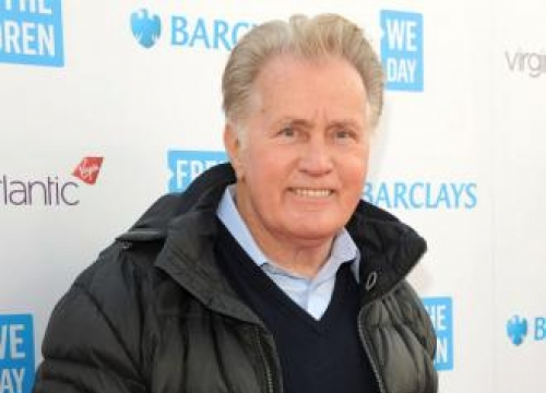 Martin Sheen says wife is 'scariest woman'