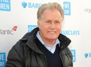 Martin Sheen not interested in joining Charlie's President campaign