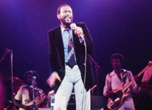 Marvin Gaye's Family Confirms Dr Dre Talks But Deny Film Deal