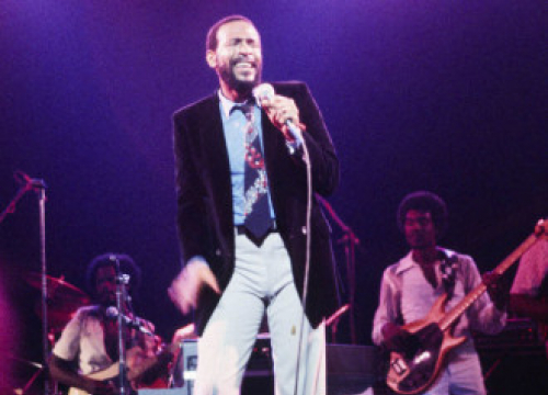 Warner Bros Acquires Marvin Gaye Biopic What's Going On
