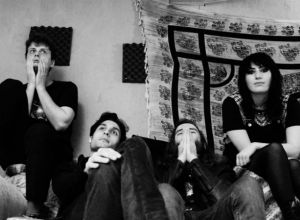 Mary and the Ram talk about their love of Trent Reznor and bandmate Kiran's leather pants [Exclusive]
