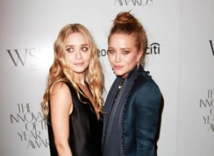 Ashley and Mary-Kate Olsen shortlisted for CFDA Awards