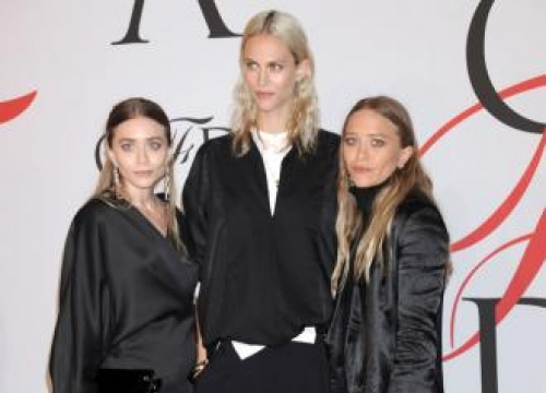 Mary-Kate and Ashley Olsen Womenswear Designers of the Year