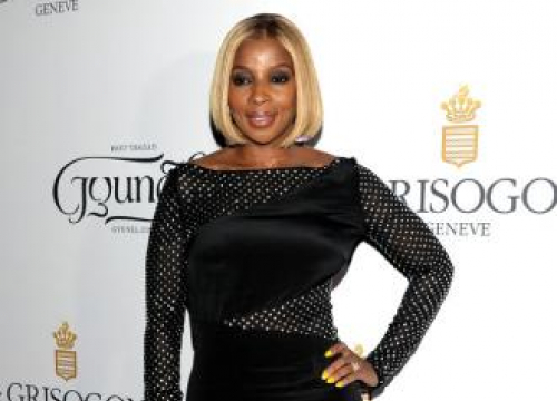 Mary J. Blige Taps Kanye West For New Album Strength Of A Woman