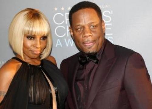 Mary J. Blige Believes Divorce Is Part Of 'Divine Plan'