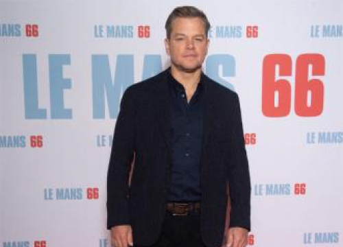 Matt Damon To Star In The Force