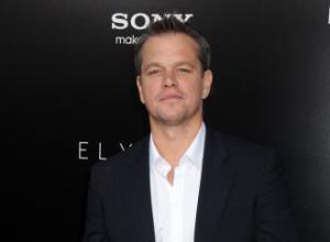Matt Damon and Stella launch water crisis campaign
