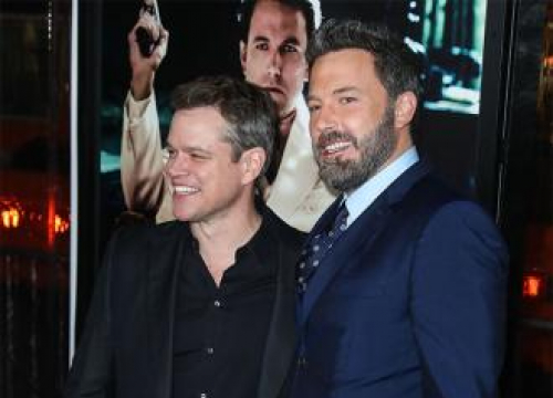 Matt Damon And Ben Affleck To Co-star In 'The Last Duel'
