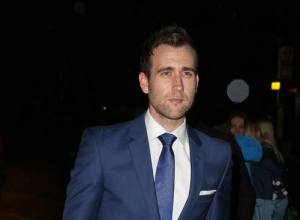 Matthew Lewis A.K.A. Neville Longbottom Strips Down For Attitude Magazine