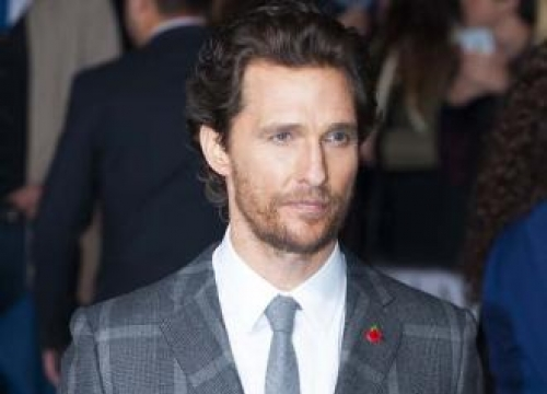 Matthew Mcconaughey Wants More Comic Roles