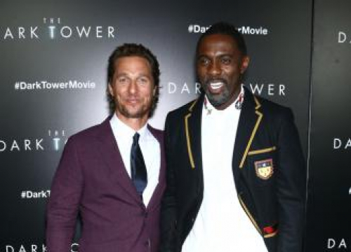 Idris Elba Wants Matthew Mcconaughey To Join Marvel