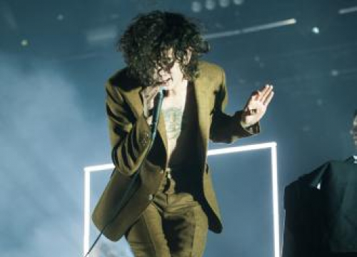 Matty Healy Kicked Drug Habit Through Horse Therapy