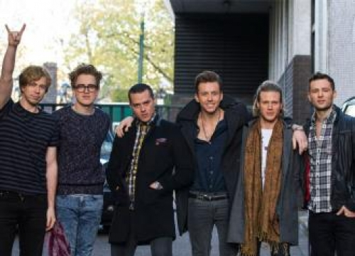 Mcbusted Want To Feature On One Direction's Lp