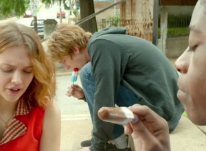 Earl and the Dying Girl Trailer