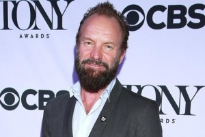 Sting Arrives At 2015 Tony Nominees Reception With A Lot Of Beard - Part 3