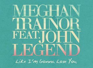 Meghan Trainor - Like I'm Gonna Lose You ft. John Legend [Audio] Video