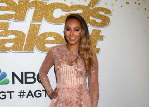 Mel B's Early Morning Workouts