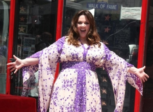Melissa McCarthy Honoured With Star On Hollywood Walk Of Fame [Pictures]