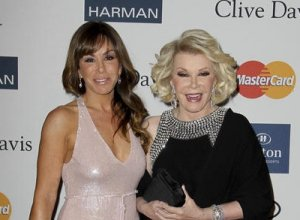 Melissa Rivers Reported To Be Taking Over On 'Fashion Police' In Her Mother's Place