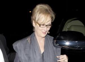 Meryl Streep wins Icon Award