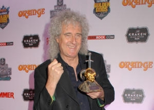 Brian May And Peter Gabriel Support Asteroid Campaign