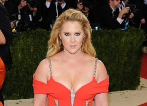 Amy Schumer: 'I'll Never Attend Another Met Gala'